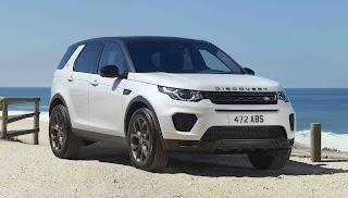 Jaguar Land Rover launch special  Landmark Edition