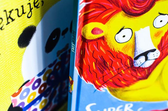 """""""Super Staś"""" i """"Dziękuję, panie Pando"""" - dwie bardzo ciekawe książeczki dla przedszkolaków"""