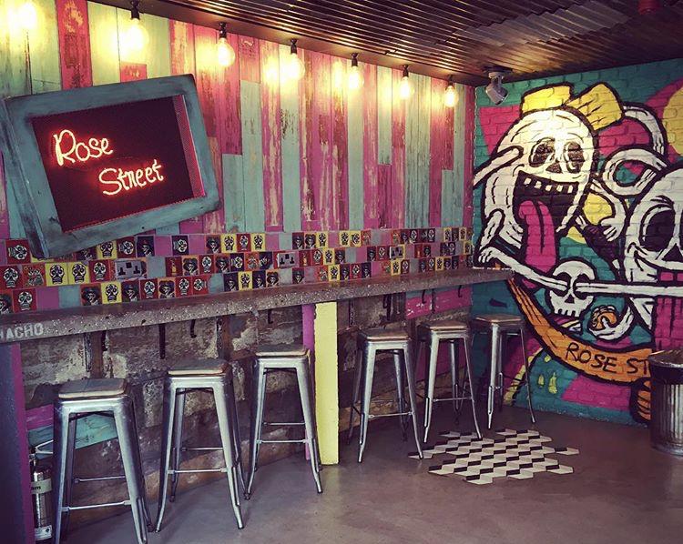 Muchacho Mexican takeaway restaurant in Aberdeen