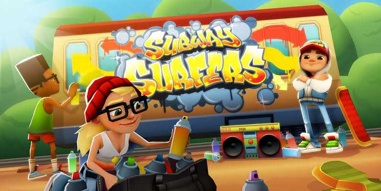 Subway Surfers Best Running Games In Hindi
