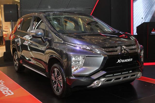 Mitsubishi Xpander, Mobil MPV Terbaik 2020 Dengan Performa Mengesankan
