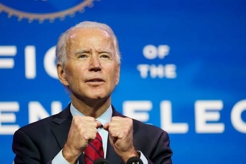 Biden is considering punishing Russia for the US breakthrough