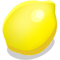 lemon fruit icons 4
