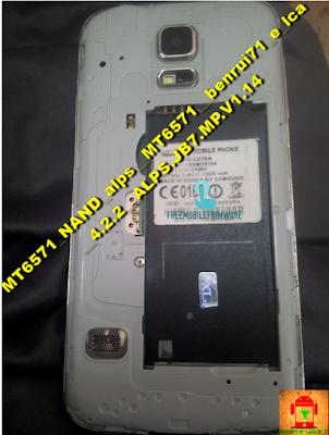 How To Flash Samsung Galaxy S5 Active G870A Clone Via SP Flashtool