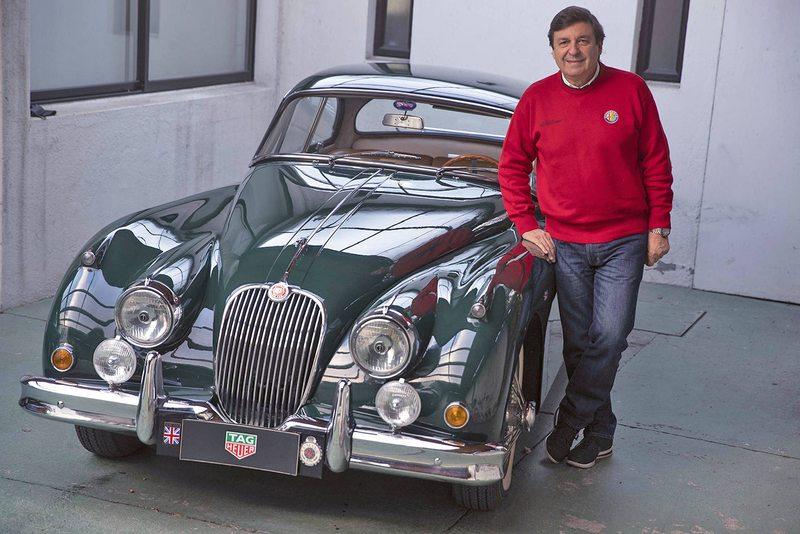 Chileno premiado como uno de los 14 héroes de la historia del auto