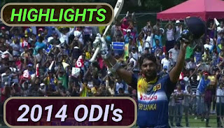 2014 ODI Matches highlights videos online