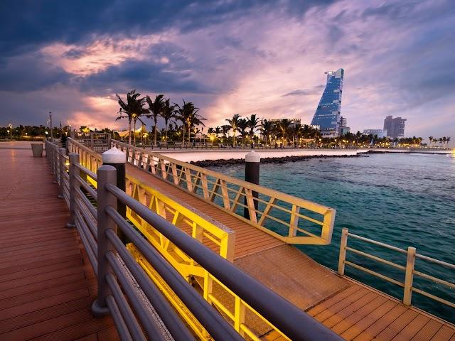 Msc Bellissima in Arabia Saudita e nel Mar Rosso