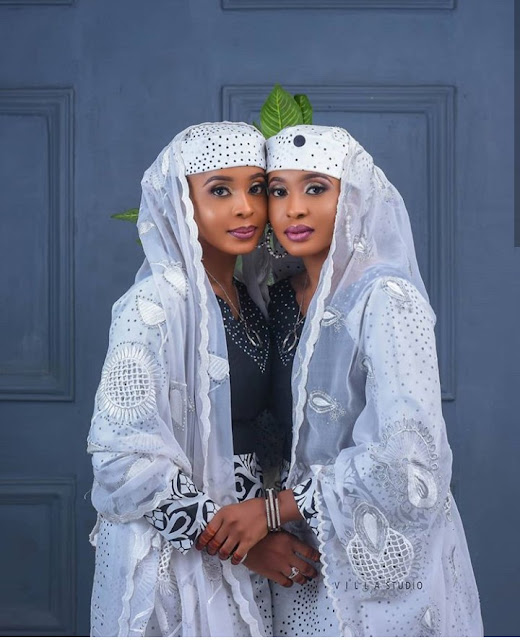 Beautiful Pre-Wedding Photos Of Identical Twin Brothers Set To Marry  Identical Twin Sisters In Kano - Glamtush