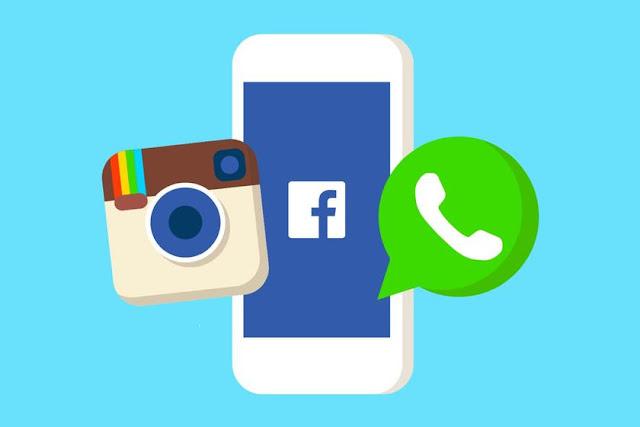ما الذي تسعى إليه فيسبوك من إعادة تسمية تطبيق واتساب وانستغرام؟
