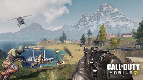 Call of Duty lên dế yêu trợ giúp Đế chế trò chơi bắn nhau này lan rộng ra địa bàn phủ sóng của bản thân