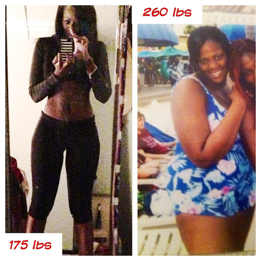You think you can't loose weight or keep fit?, read this inspiring STORY
