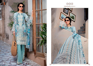 Shraddha Designer Marjjan Pakistani Suits catalog
