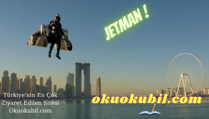 Fransız 'Jetman' Vincent Reffet Dubai'deki eğitim Uçuşunda Hayatını Kaybetti