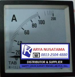 Jual Ampere Meter Analog 0 - 1200/5 A di Bekasi