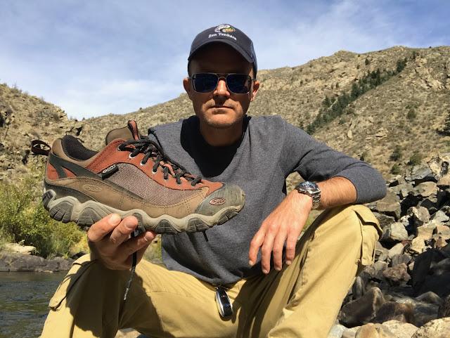 Oboz Firebrand II Hiking Shoes