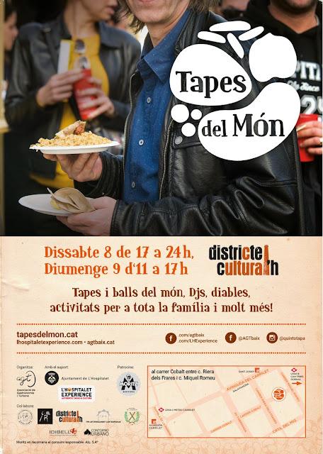 Festival Tapes de Món al Districte Cultural LH