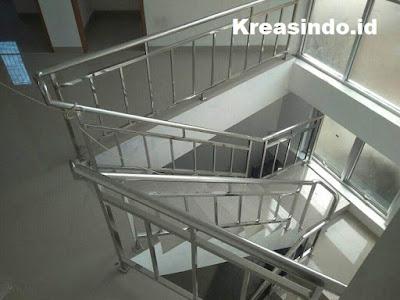 Jasa Pembuatan Pagar Balkon Stainless Minimalis Kualitas Terbaik di Jabodetabek dan Sekitarnya
