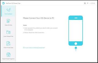 أداة, فعالة, وموثوقة, لمحو, وإزالة, الملفات, من, الايفون, iOS, نهائياً, ومنع, استعادتها, PanFone ,iOS ,Eraser
