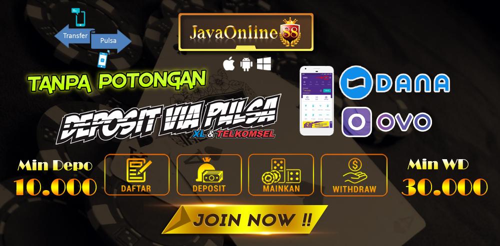 Situs Deposit Via Pulsa T-Sel dan XL 100% Tanpa Potongan!!