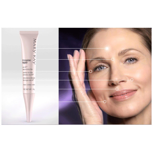 mary kay timewise repair volu fill deep wrinkle filler reviews