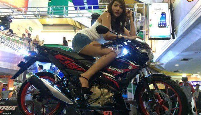 Motor Suzuki FU Terpopuler