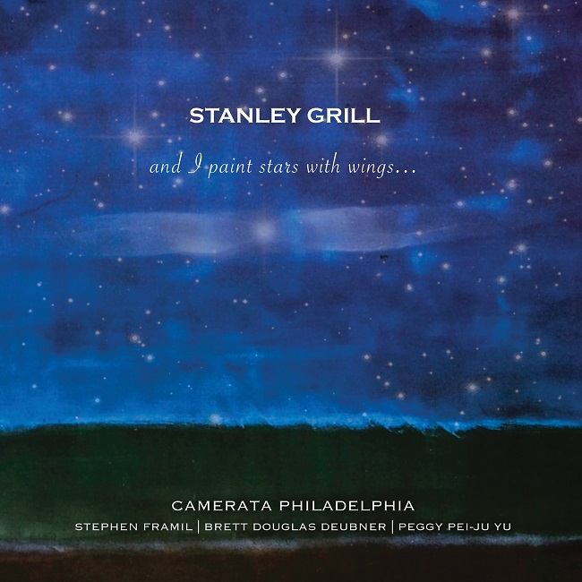 Stanley Grill - I Paint the stars