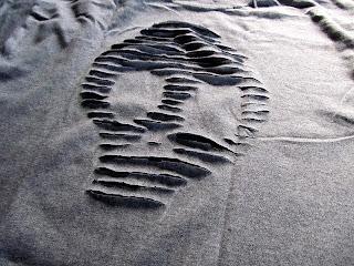 Bluza Delikli Kuru Kafa Yapımı
