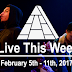 Live This Week: February 5th - 11th, 2017