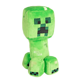 Minecraft Jinx Creeper Plush