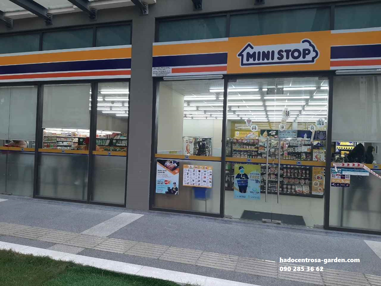 siêu thị tiện lợi hado centrosa