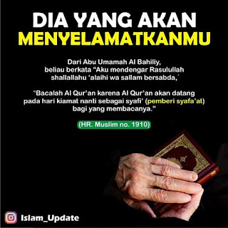 Status WA islami ajakan
