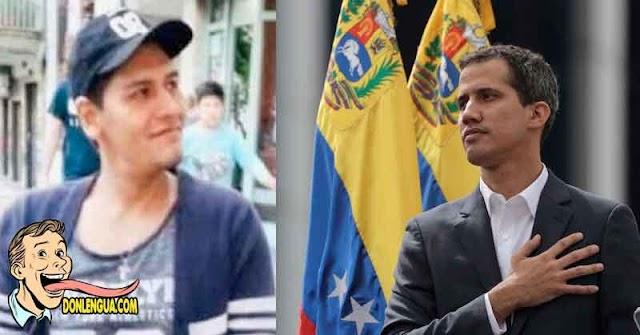 Juan Guaidó conversó con la joven abusada en Argentina