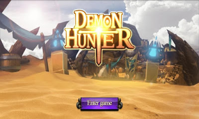 Download Game android apk mod offline terbaru : Demon Hunter APK + MOD APK (Unlimited Uang) RPG Game OFFLINE