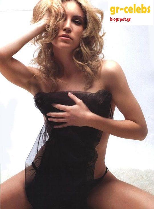 Hottest Greek Celebrities Naked