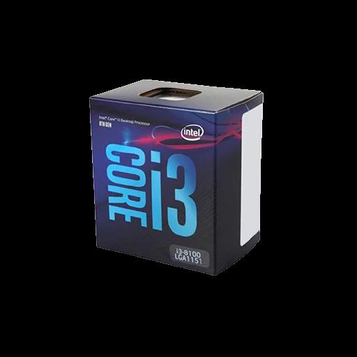 CPU Intel Core i3 8100 ( Hỗ trợ Socket: 1151)