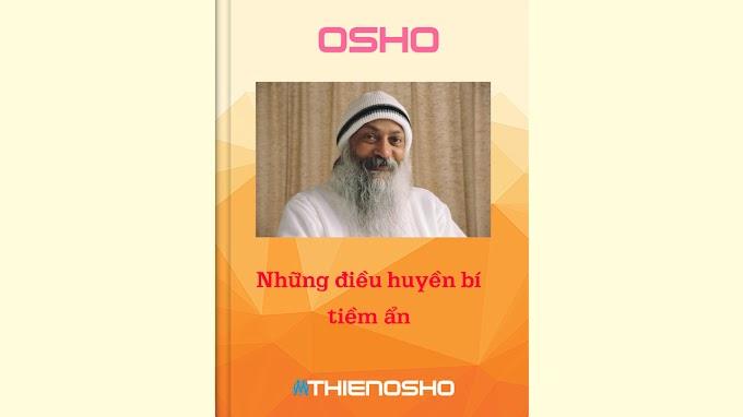 Osho - Những điều huyền bí tiềm ẩn