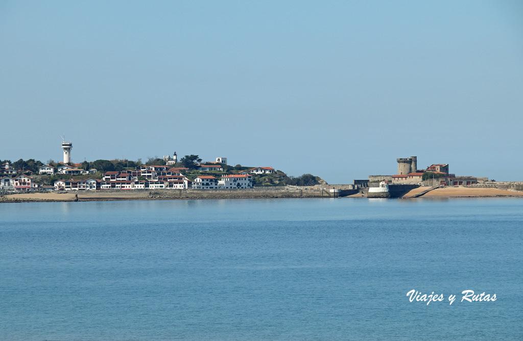 Qué ver en San Juan de Luz: Fuerte Socoa, Cibourne