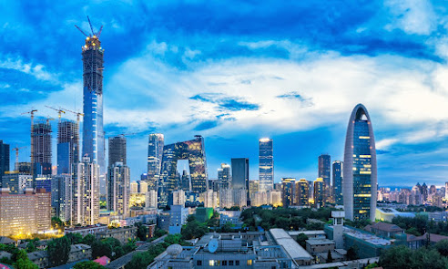 Take a Historical Tour While Seeing Technological Sophistication in Beijing