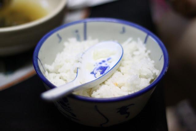 arroz blanco peruano