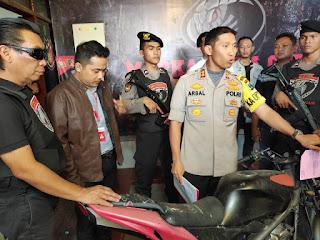 Motor  Sidoarjo Hilang Tahun 2014 Ditemukan di Lumajang