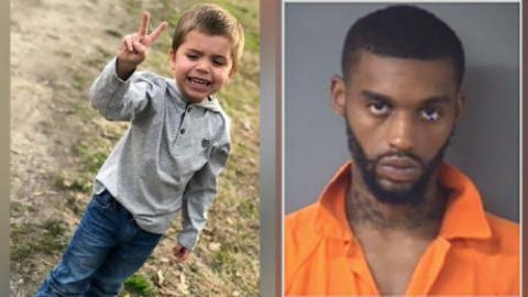 A 25-year-old man has been accused of shooting 5-year-old Cannon Hinant