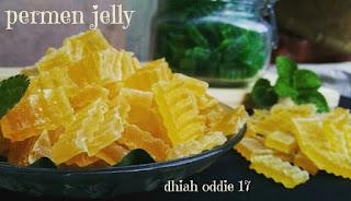 Ide Resep Membuat Permen Jelly Nutrisari
