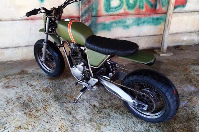 Yamaha Scorpio 225cc The Laleur Hejo 8