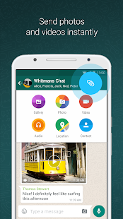 WhatsApp Messenger Apk v2.20.135 Mod (Dark With Privacy) [Latest]