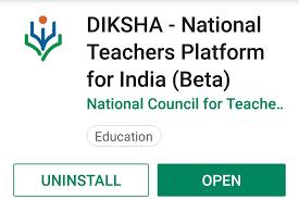 Download DIKSHA App for Teachers And  Students