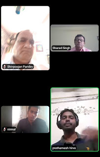 मनपा शिक्षण विभाग ने ऑनलाइन मनाया,राष्ट्रीय विज्ञान दिवस  | #NayaSaberaNetwork