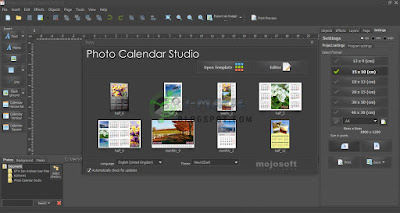 Download Photo Calendar Studio 2016 2.0 Full Version