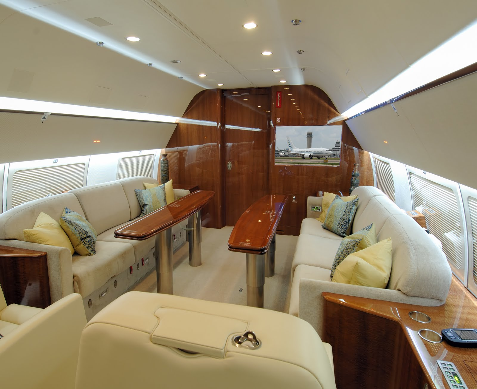 10 Seat Dining Room Table Luxury Private Jets Wonderful