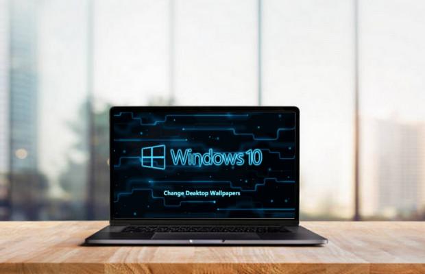 كيفية الحصول على خلفيات لسطح المكتب في ويندوز 10 مجانا