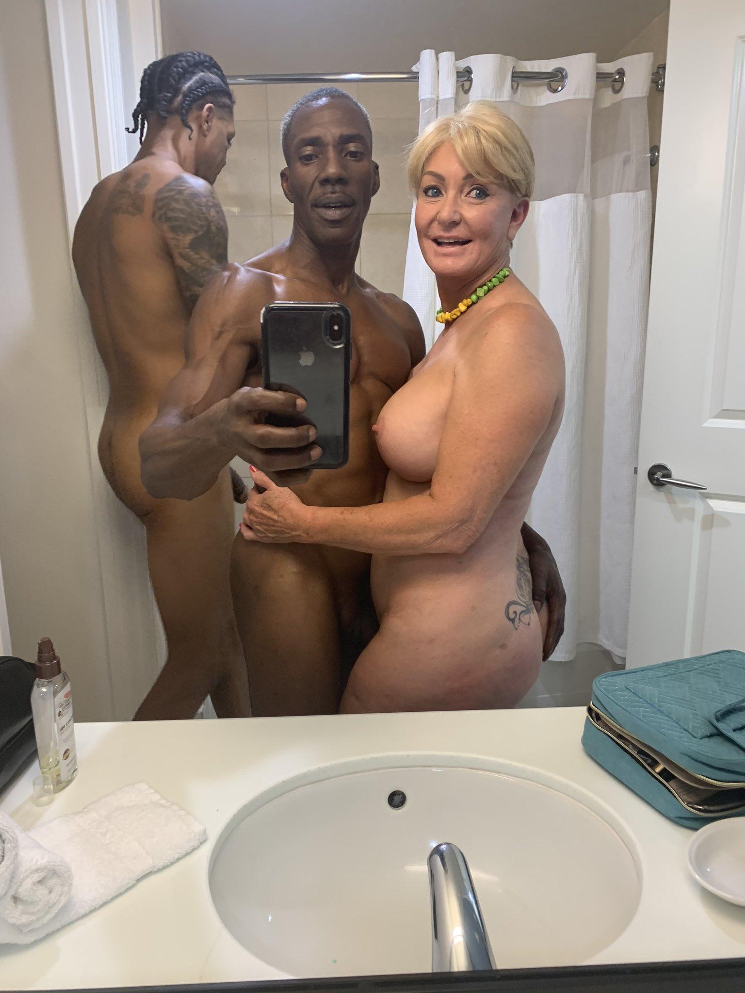 sexo con machos negros